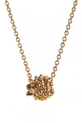 Gold plated necklace Halon