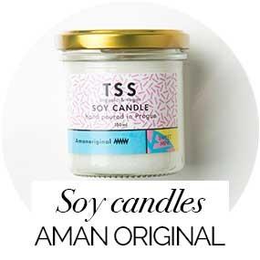 Soy candles Aman Original