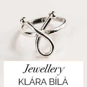 Jewellery by Klára Bílá