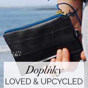 Doplňky od Loved & Upcycled
