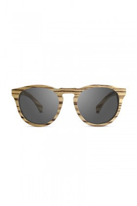 Sunglasses Second Zebrano