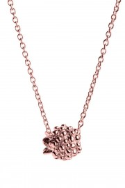 Rose gold plated necklace Halon