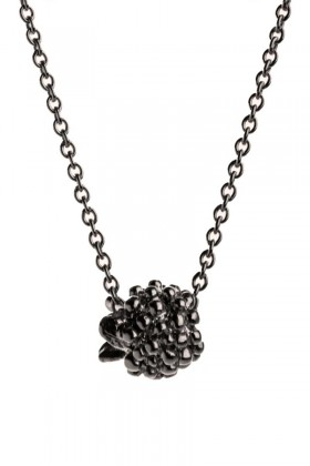Black necklace Halon