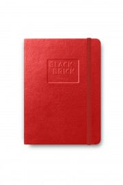 Red pocket diary