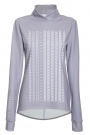 Grey sport sweatshirt