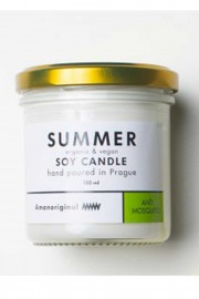 Soy candle Summer