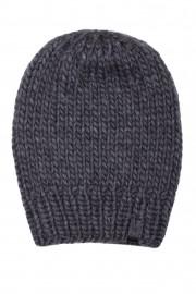 Antracitová čepice