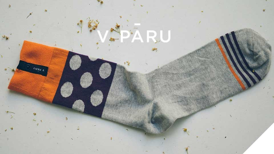 Nové vzory ponožek a nově i v bio bavlně
