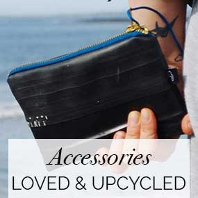Accessories by Loved & Upcycled